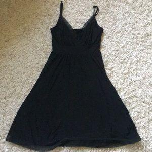 Title black dress